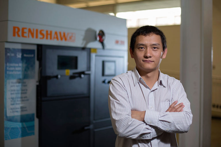 S&T researcher helps Argonne accelerate 3-D printing