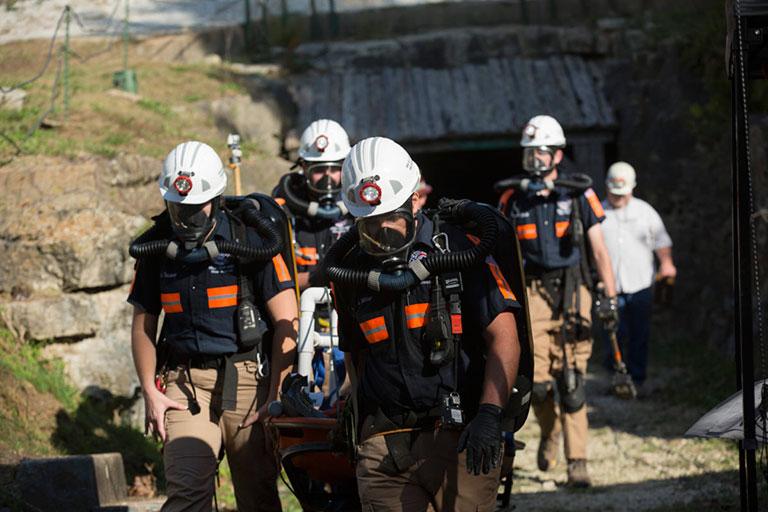 Missouri S&T hosts mine rescue competition