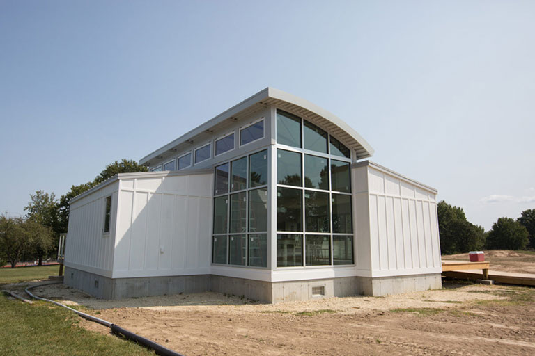 Solar house competition highlights S&T student design team